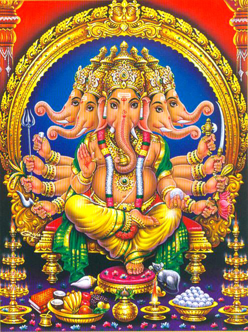 an analysis of ganesha Ganesha chaturthi is one festival which is celebrated with much fervour this 10-day long festival is commemorated as lord ganesha's birthday modak is believed to be ganesha.