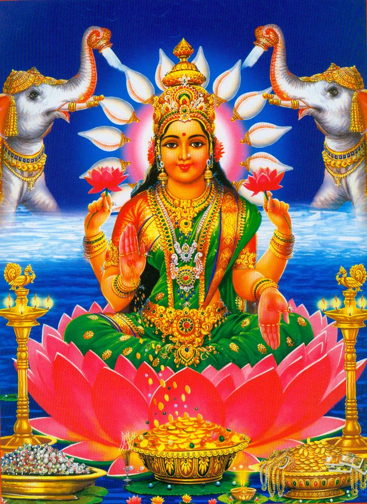 1000 Names of Goddess Lakshmi http://www.stephen-knapp.com/gods_and_goddesses_of_vedic_culture.htm