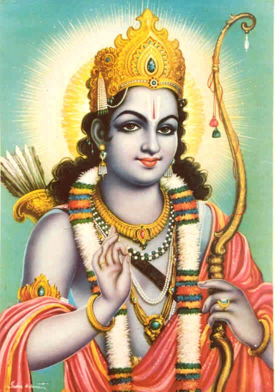 Rama print 3 for Jai shree ram tattoo in hindi