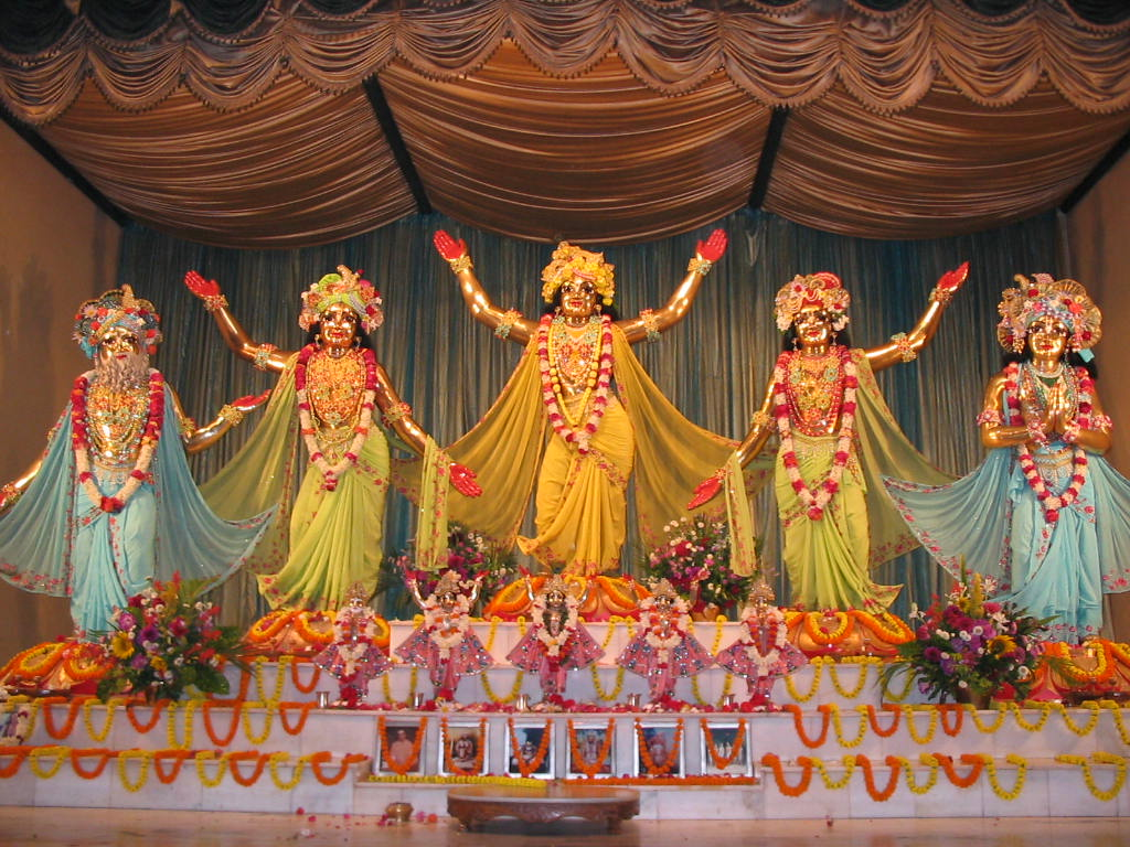 wallpapers of radha krishna in iskcon