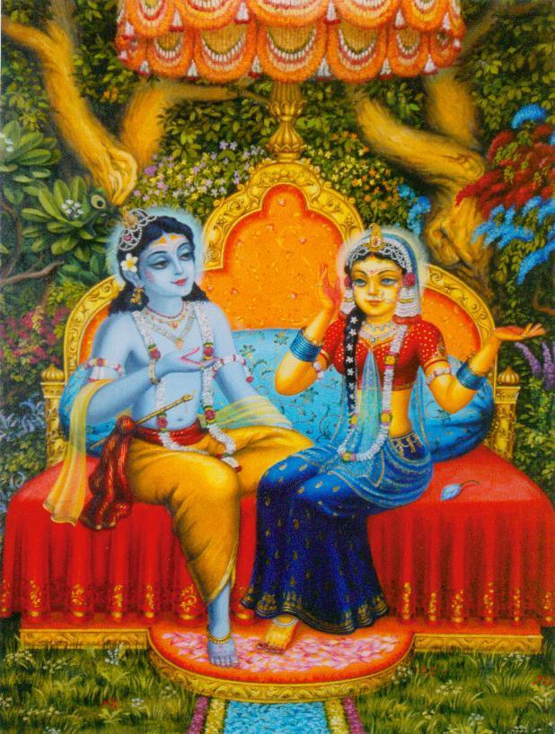 Krishna Print # 162