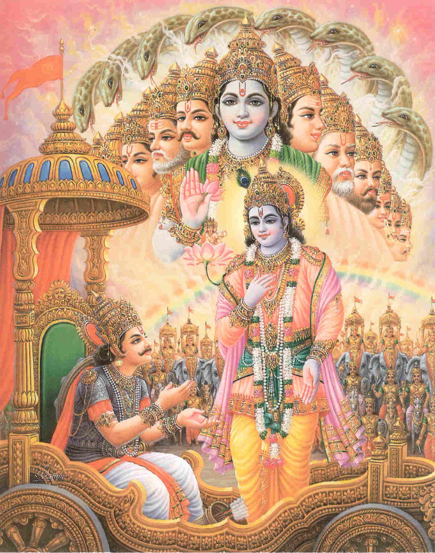 Krishna Print Ninety-six